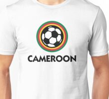 Football coat of arms of Cameroon Unisex T-Shirt