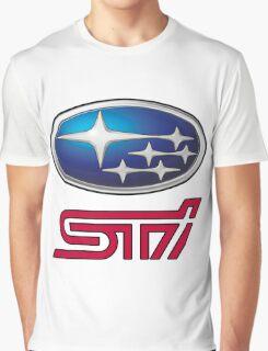 Subaru STI Graphic T-Shirt