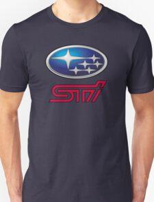 Subaru STI Unisex T-Shirt
