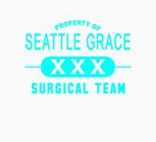Property of Seattle Grace in Aqua  Unisex T-Shirt