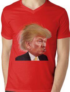 Donald Trump Funny Meme Mens V-Neck T-Shirt