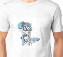 splatoon blue inkling waitress Unisex T-Shirt