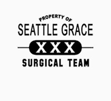 Property of Seattle Grace in Black  Unisex T-Shirt