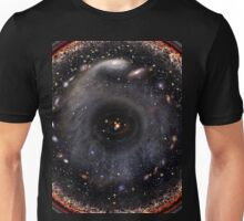 A Map Of The Entire Universe In One Image Unisex T-Shirt