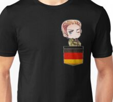 Germany Chibi Pocket Unisex T-Shirt