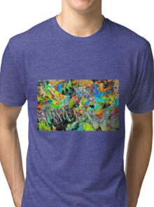 Bananas and Blow Tri-blend T-Shirt
