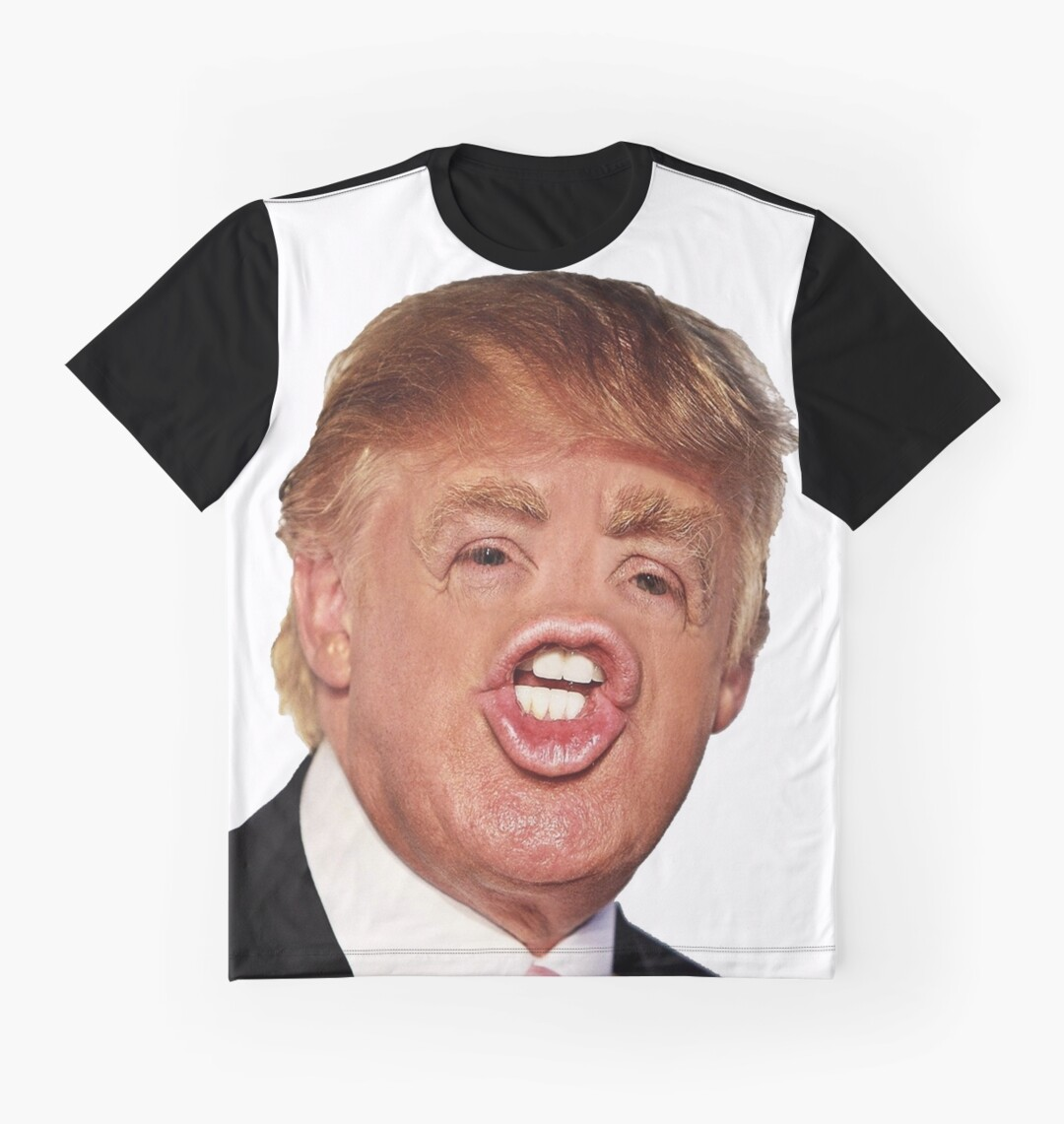 """""""Funny Donald Trump Meme"""" Graphic T-Shirts by KiyomiShop ..."""