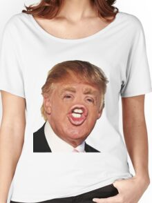 Funny Donald Trump Meme Women's Relaxed Fit T-Shirt