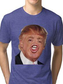 Funny Donald Trump Meme Tri-blend T-Shirt