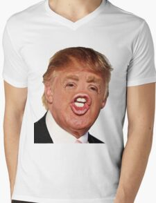 Funny Donald Trump Meme Mens V-Neck T-Shirt