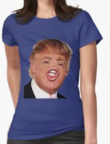 Funny Donald Trump Meme Womens Fitted T-Shirt