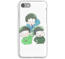 3 Choromatsus iPhone Case/Skin
