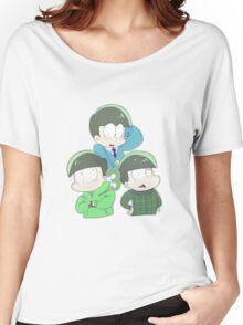 3 Choromatsus Women's Relaxed Fit T-Shirt