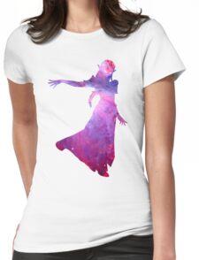 Zelda - Galaxy Womens Fitted T-Shirt