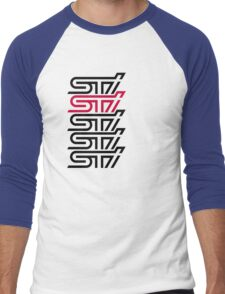 sti Men's Baseball ¾ T-Shirt