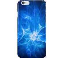 Blue Nova iPhone Case/Skin