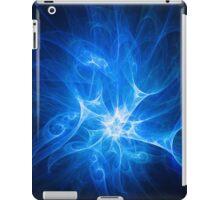 Blue Nova iPad Case/Skin