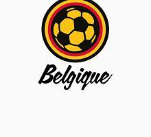Football coat of arms of Belgium Unisex T-Shirt