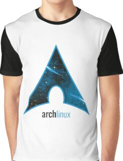 Arch Linux Graphic T-Shirt