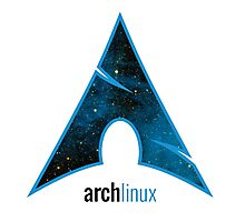 Arch Linux Photographic Print