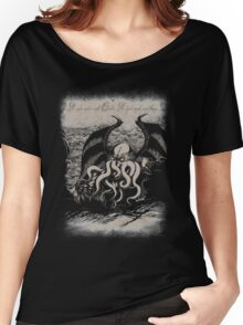 Cthulhu - Rise Great Old One Women's Relaxed Fit T-Shirt