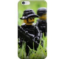 LEGO Navy SEALs iPhone Case/Skin