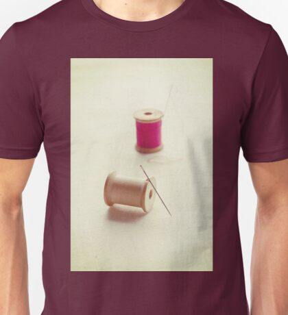 First to Finish Unisex T-Shirt