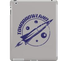 There is a land out there tomorrow ... iPad Case/Skin