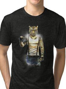 Blizzard Tiger Tri-blend T-Shirt