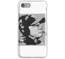 Tom Coughlin Portrait iPhone Case/Skin