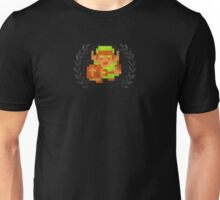Link - Sprite Badge Unisex T-Shirt