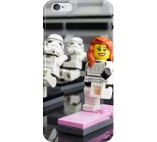 Stormtrooper Yoga iPhone Case/Skin