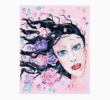 Spring Breeze - Woman Art by Valentina Miletic Unisex T-Shirt