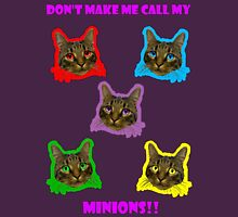 Call The Minions - Rainbow Edition Womens Fitted T-Shirt