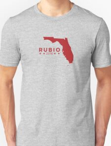 Marco Rubio 2016 State Pride - Florida T-Shirt
