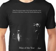 Man Of The Year Concert Photo Unisex T-Shirt