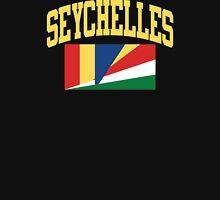 Seychelles Flag t-shirt Unisex T-Shirt