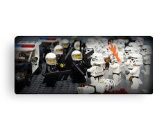 Stormtrooper Riots Canvas Print