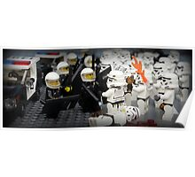 Stormtrooper Riots Poster