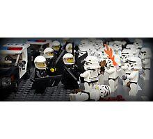 Stormtrooper Riots Photographic Print
