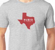 Marco Rubio 2016 State Pride - Texas Unisex T-Shirt