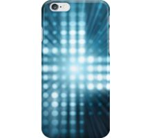 Fence Light iPhone Case/Skin