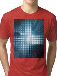 Fence Light Tri-blend T-Shirt
