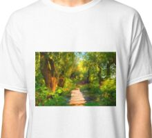 Into Wood Classic T-Shirt