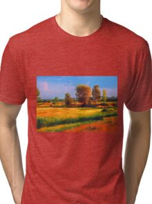 Out Field Tri-blend T-Shirt