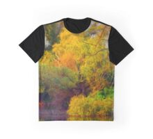 Water Forest Graphic T-Shirt