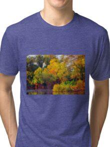 Water Forest Tri-blend T-Shirt
