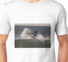 Surf, Spray & Sky Unisex T-Shirt