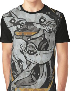 Cadash Tarot Card Graphic T-Shirt