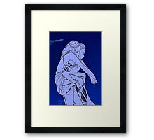 I'll Carry You Home Framed Print